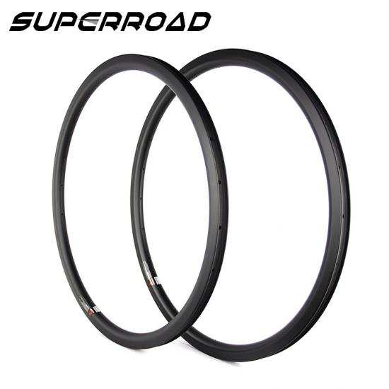 38mm carbon rims,Tubeless Cyclocross Rims,700C Disc Brake Rims